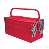 KRISBOW Steel Tool Box [KW0100813]